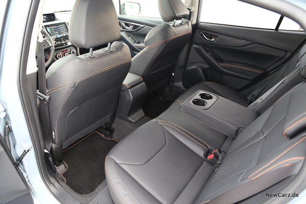 Subaru XV Fondsitze