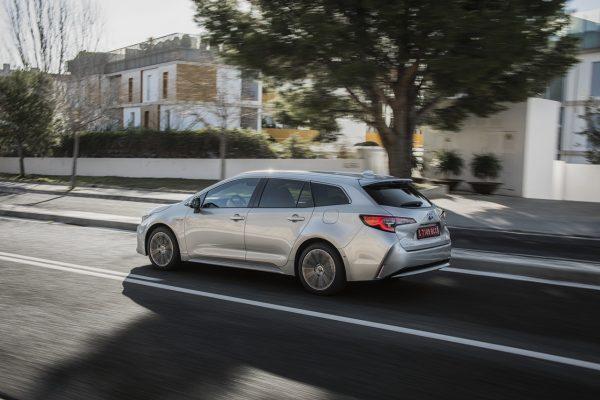 Toyota Corolla 2019 Kombi