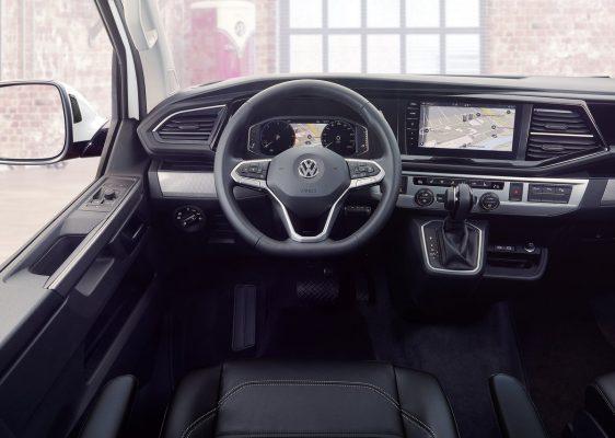 Interieur des VW T6.1