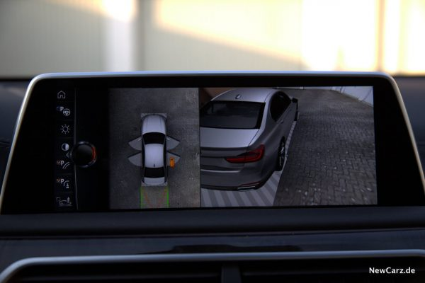 BMW 730d xDrive Flankenansicht