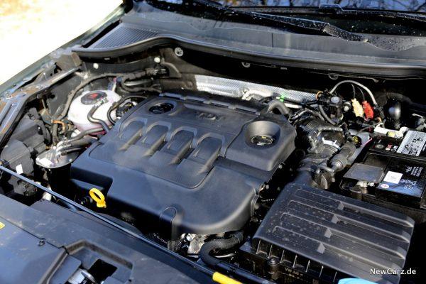 Skoda Karoq Scout Motor