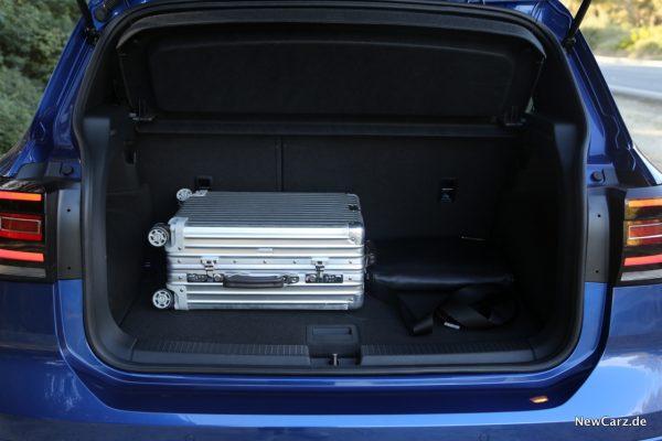 Volkswagen T-Cross Kofferraum