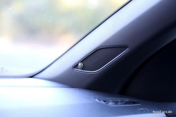 Volkswagen T-Cross Beats Soundsystem