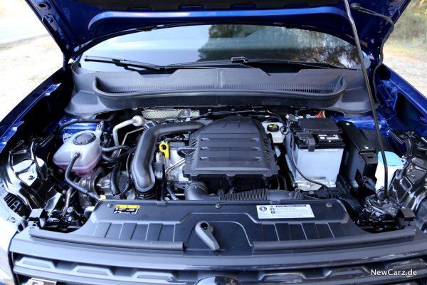 Volkswagen T-Cross TSI Motor