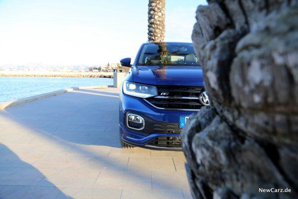 Volkswagen T-Cross Front Nebelleuchten