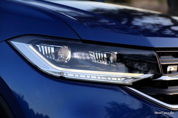 Volkswagen T-Cross LED-Scheinwerfer