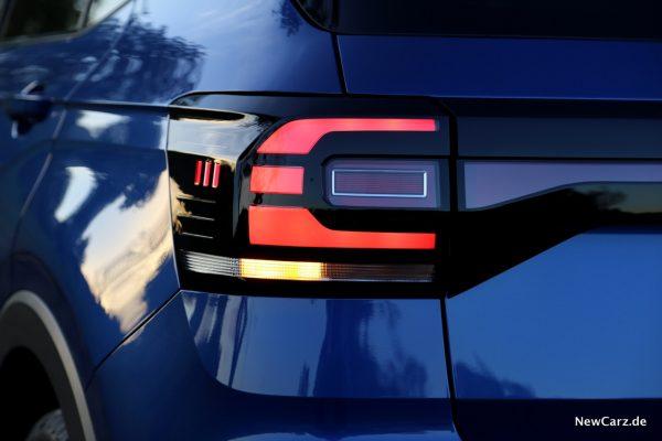 Volkswagen T-Cross LED Heckleuchten