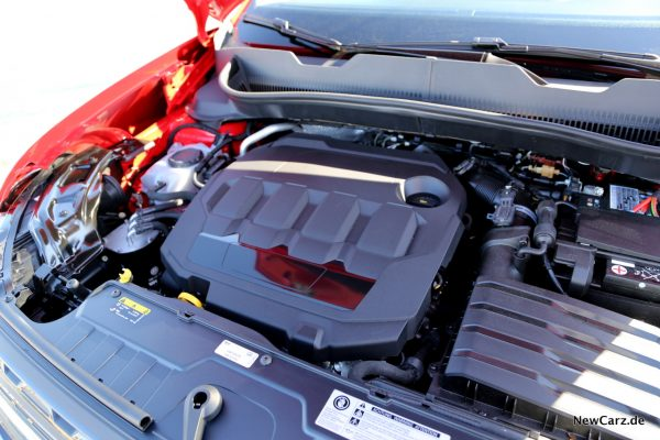 Volkswagen T-Cross TDI Diesel Motor
