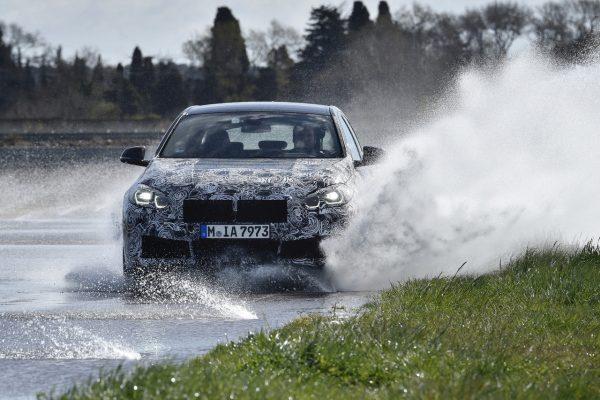 BMW 1er Generation 3 Testfahrt