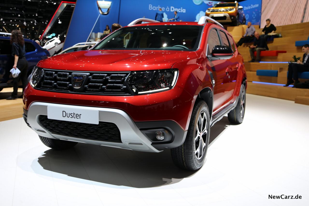 Dacia Duster Ultimate – Wenig Kosmetik, mehr Leistung ...
