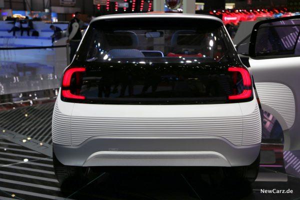 Fiat Concept Centoventi Heck