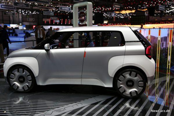 Fiat Concept Centoventi Seite