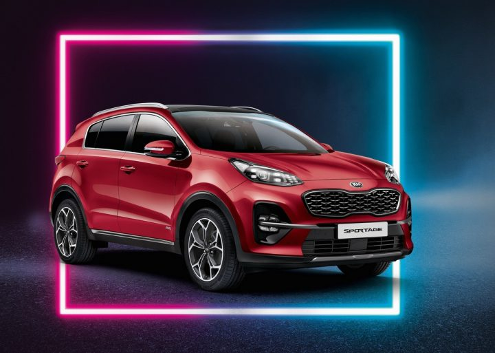 Kia Sportage Dream-Team Edition