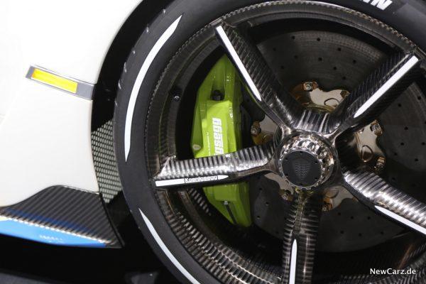 Koenigsegg Jesko Felge