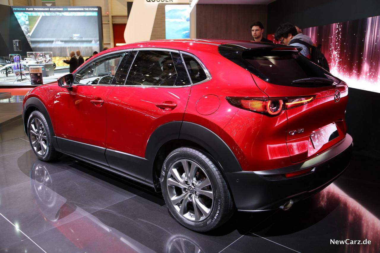 Seat Suv Ateca >> Mazda CX-30 - Viel mehr als nur Lückenfüller - NewCarz.de