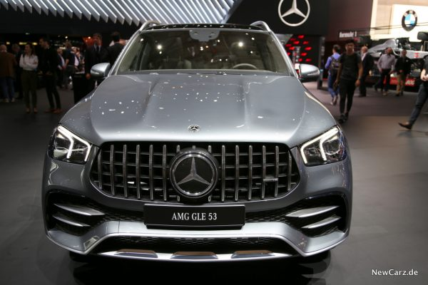 Mercedes AMG GLE 53 Front