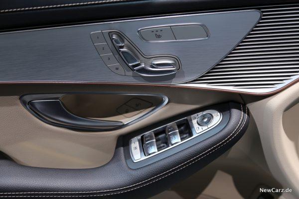 Mercedes EQC Türverkleidung