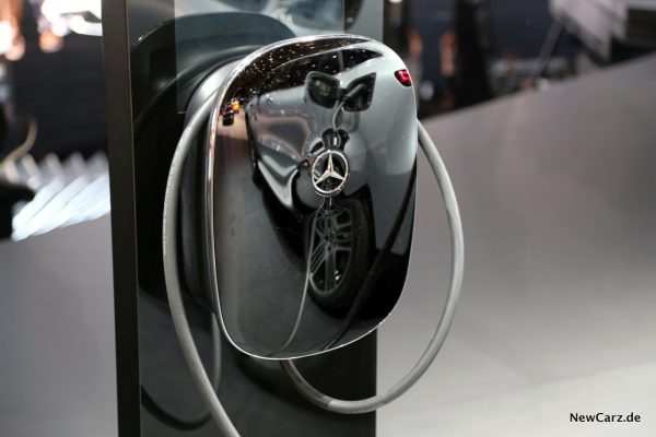 Mercedes EQC Wallbox