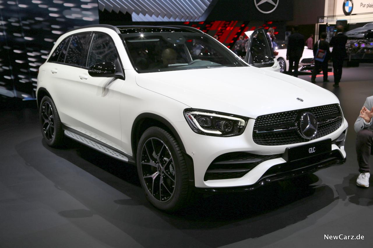 Mercedes GLC - Facelift mit inneren Werten - NewCarz.de