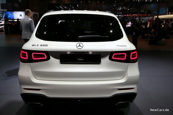 Mercedes GLC 2020 - Heck