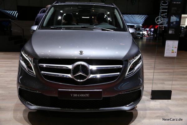 Mercedes-Benz V-Klasse 2019 Front