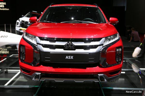 Mitsubishi ASX Front