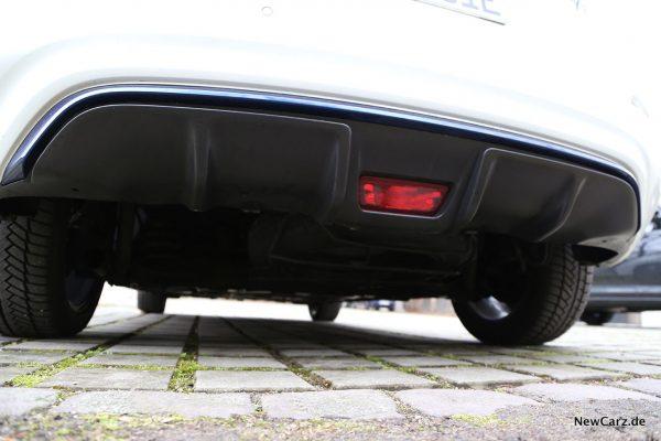 Nissan Leaf ZE1 Diffusor