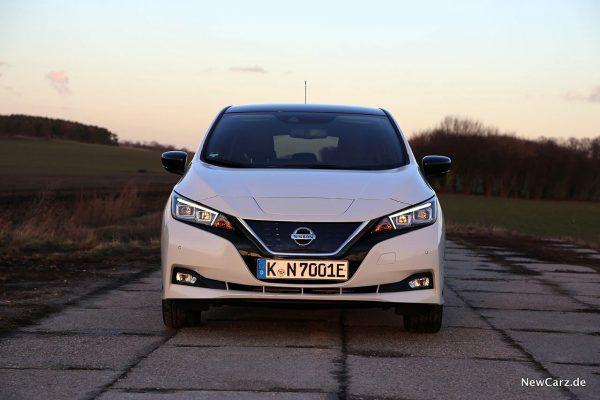 Nissan Leaf ZE1 Front