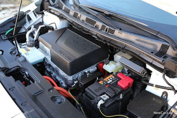 Nissan Leaf ZE1 E-Motor