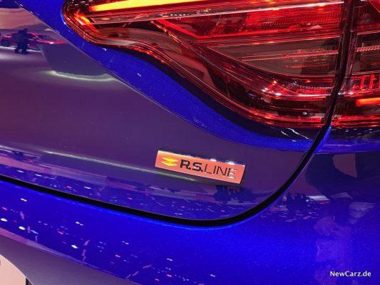 Ranult Clio MK V RS Line