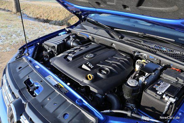 VW Amarok V6-Motor