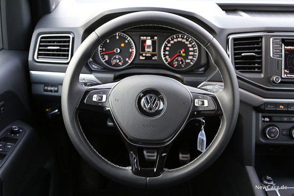 VW Amarok Lenkrad