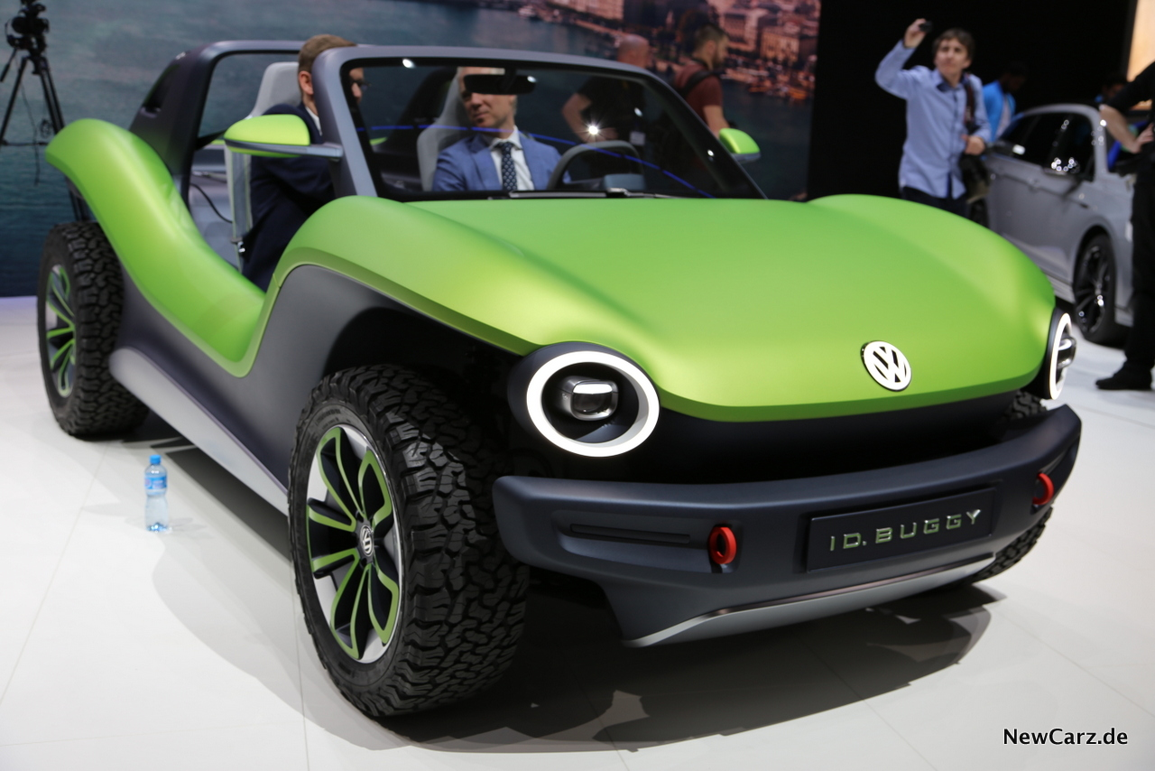 VW ID. Buggy - Fun Factory mit E-Antrieb - NewCarz.de