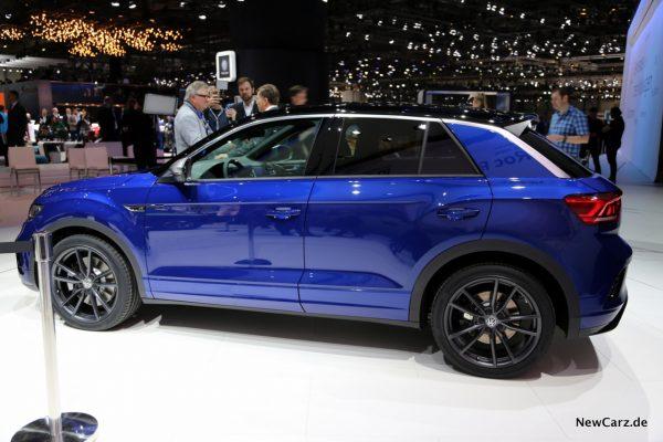 VW T-Roc R Seite