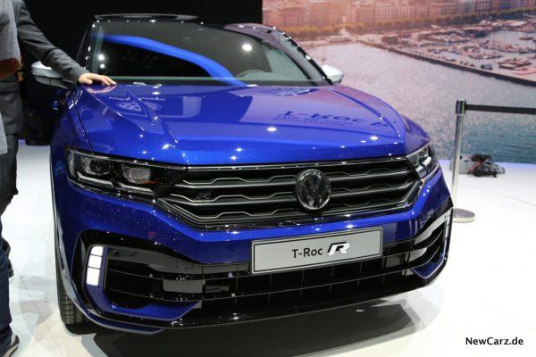 VW T-Roc R Front