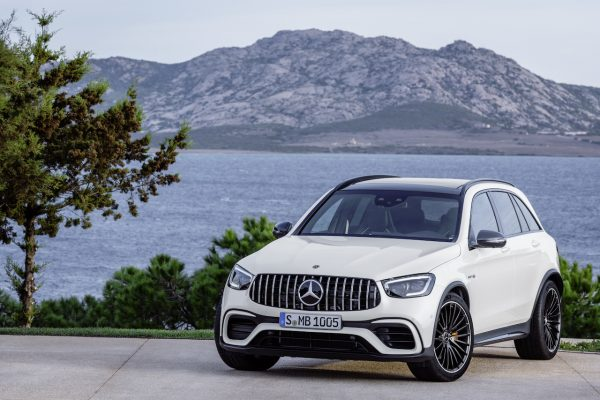 Mercedes-AMG GLC 63 S 4MATIC+ Front