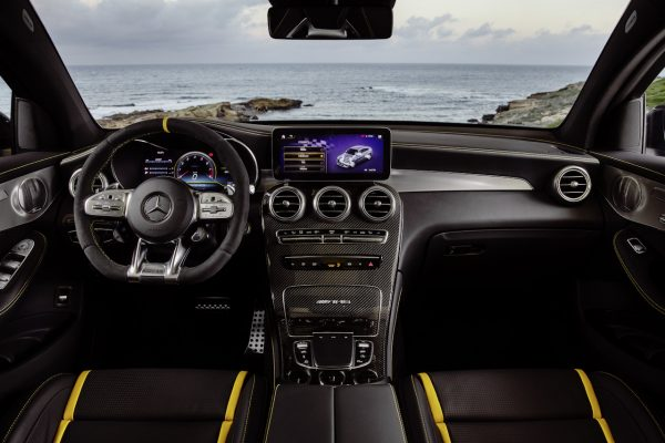 Mercedes-AMG GLC 63 S 4MATIC+ Interieur