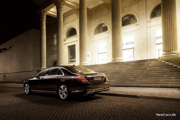 Mercedes-Benz S 560 L 4Matic