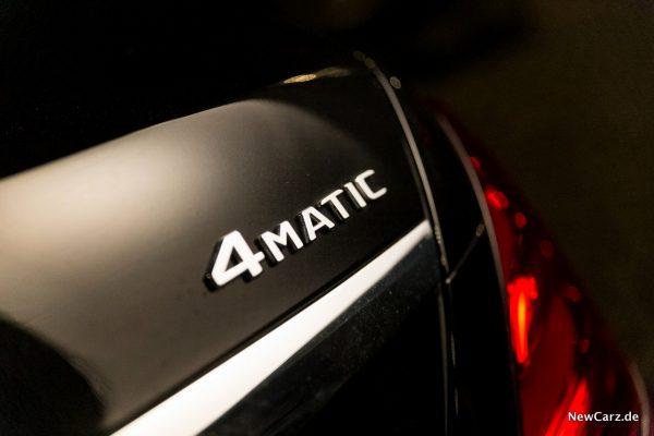 Mercedes-Benz S 560 L 4Matic Schriftzug