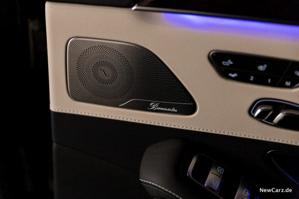Mercedes-Benz S 560 L 4Matic Burmester Surround Soundsystem