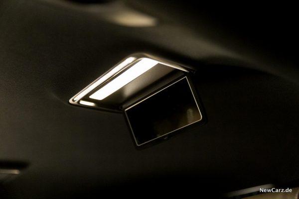 Mercedes-Benz S 560 L 4Matic Schminkspiegel hinten