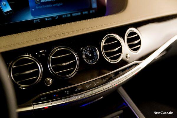 Mercedes-Benz S 560 L 4Matic Wurzelnuss Holz