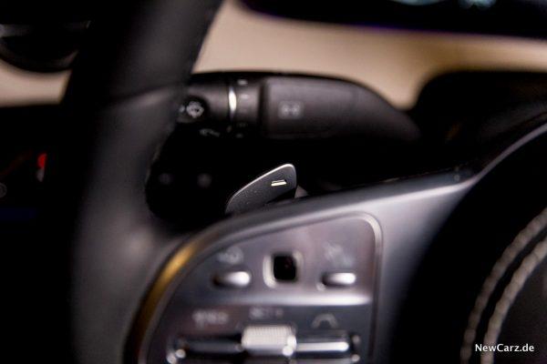 Mercedes-Benz S 560 L 4Matic Schaltwippen