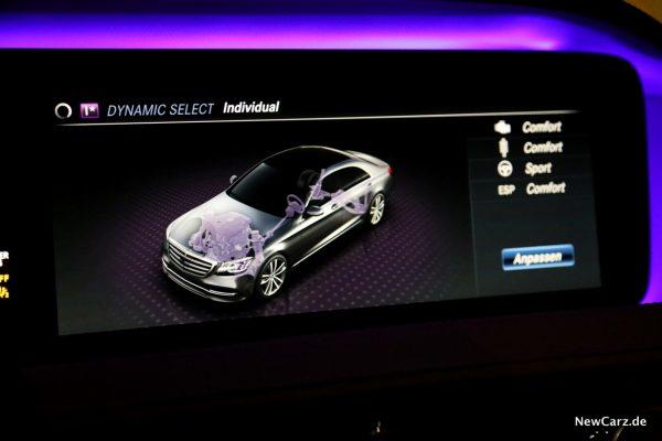 Mercedes-Benz S 560 L 4Matic Individual Modus