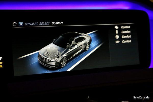 Mercedes-Benz S 560 L 4Matic Comfort Modus