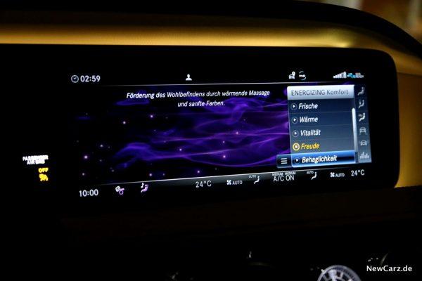 Mercedes-Benz S 560 L 4Matic Behaglichkeit