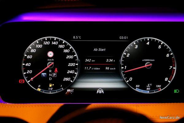 Mercedes-Benz S 560 L 4Matic Verbrauch