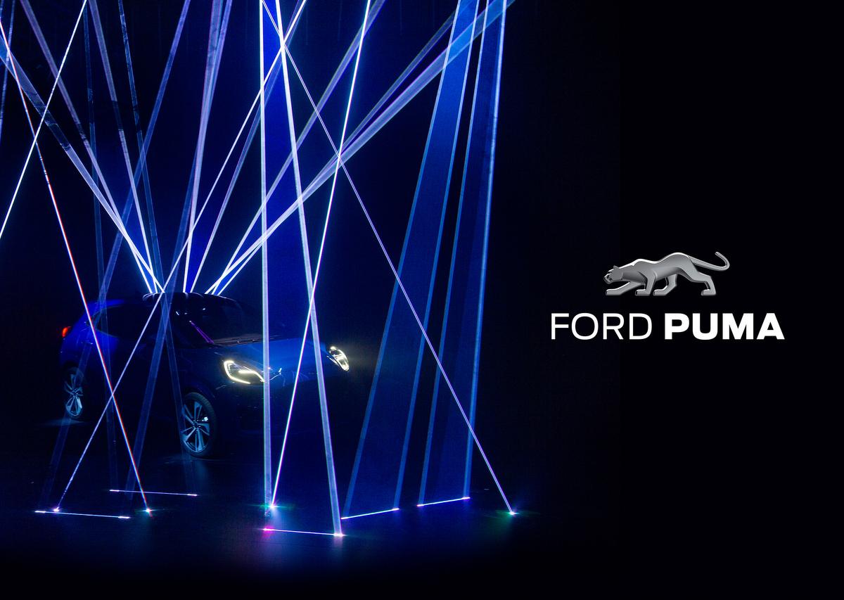 Eindrucksvoller Auftritt - Der Ford Puma