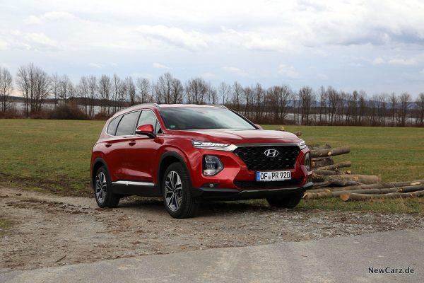 Hyundai Santa Fe Offroad