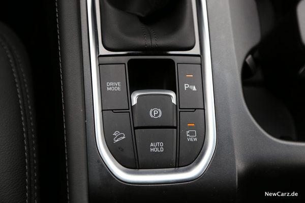 Hyundai Santa Fe Fahrmodi
